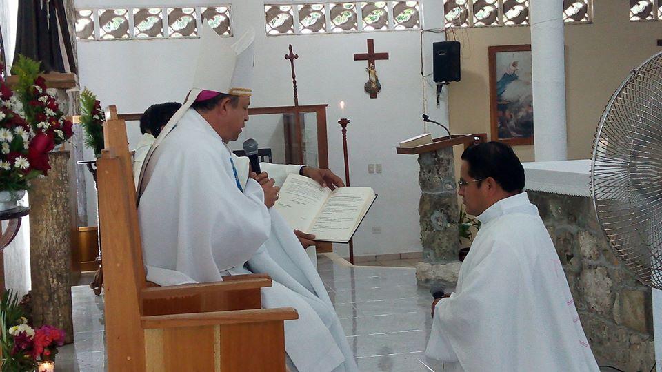 Nuevo párroco