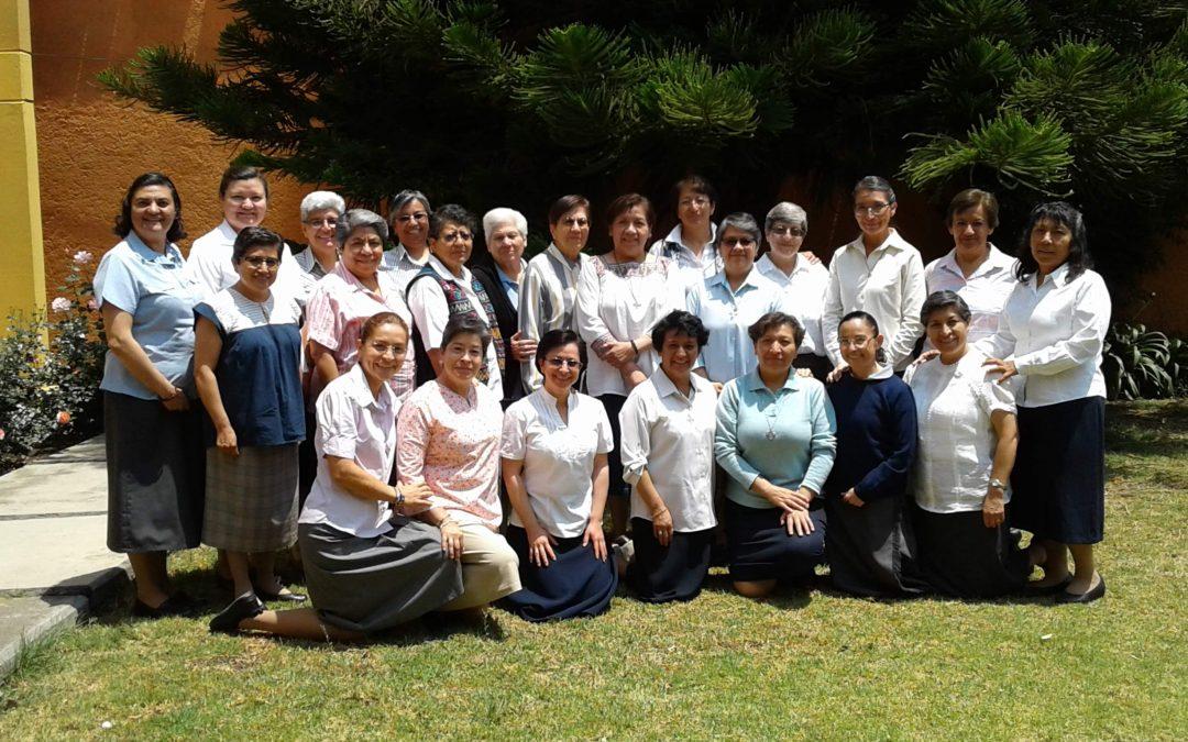 Capítulo Provincial Madres Escolapias