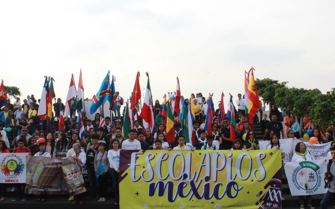 Peregrinación Escolapia a la Basílica de Guadalupe