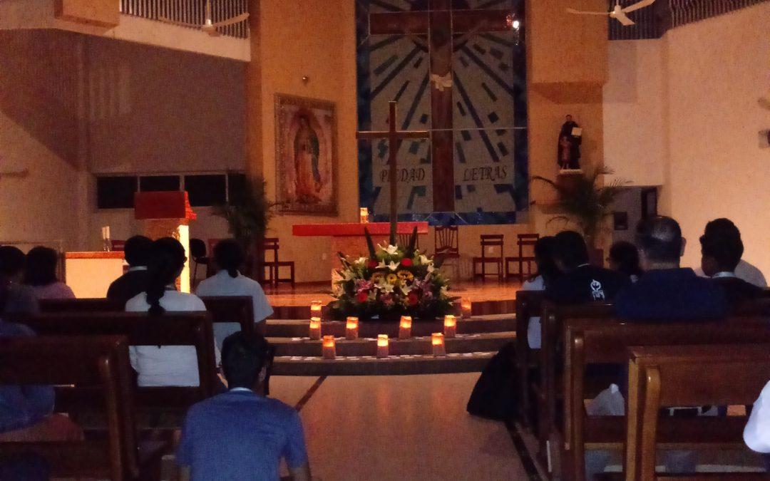 """Apertura Encuentro de Oración Continua """"RECOGER Y DERRAMAR"""""""