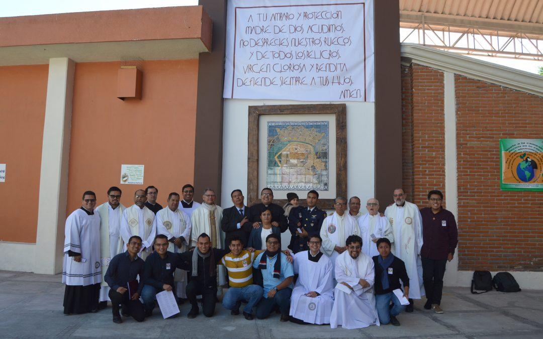 Profesión Solemne y Ordenación Diaconal – Roberto Emmanuel Victoria Díaz