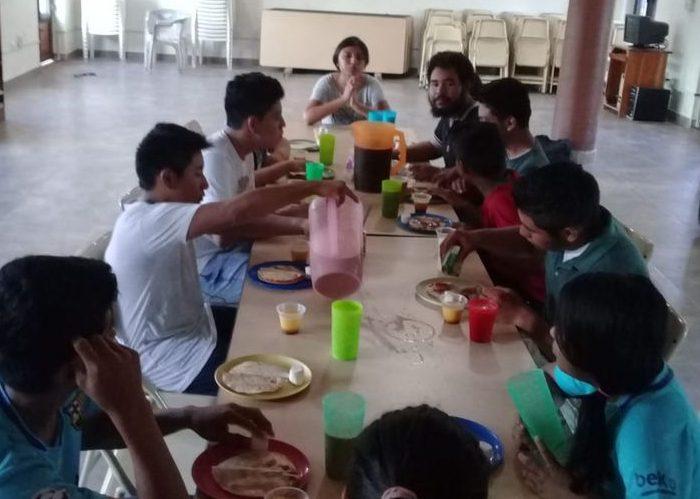 Centro Cultural Calasanz de Campeche