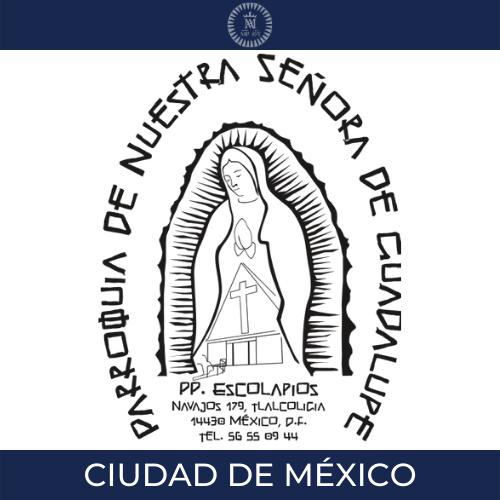 Logo nuestra señora de Guadalupe