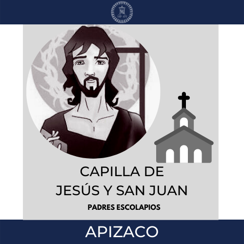 Logo de la capilla de Jesús y san Juan