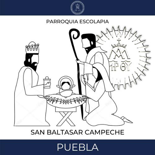 Logo san Baltasar Campeche