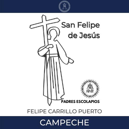 Logo san Felipe de Jesús